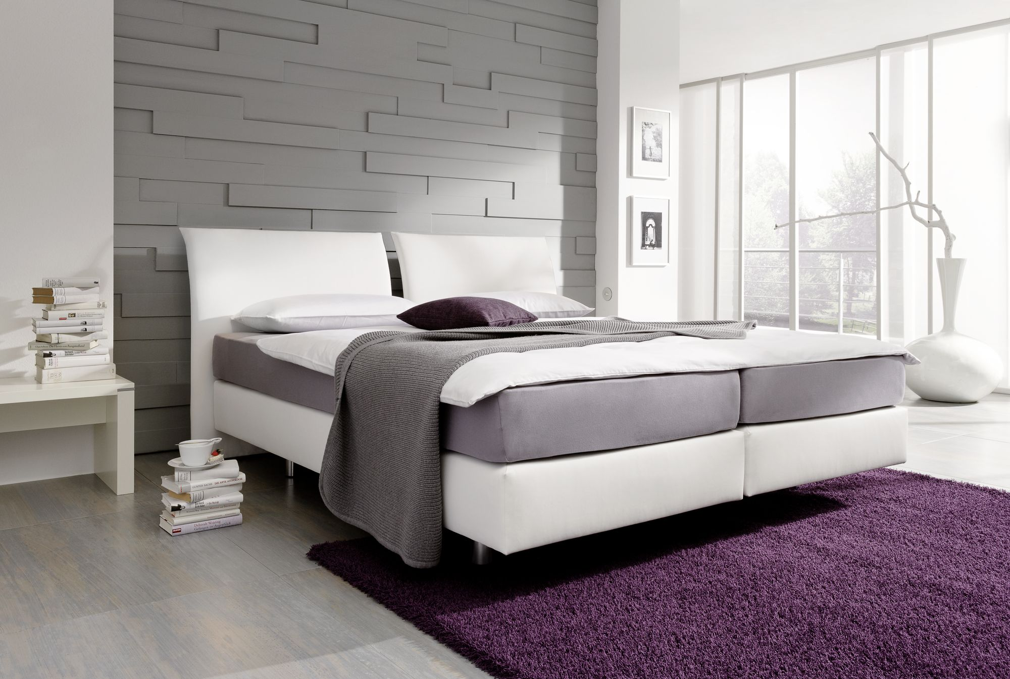 boxspring couture ein programm f r h chsten schlafkomfort schlaffabrik. Black Bedroom Furniture Sets. Home Design Ideas