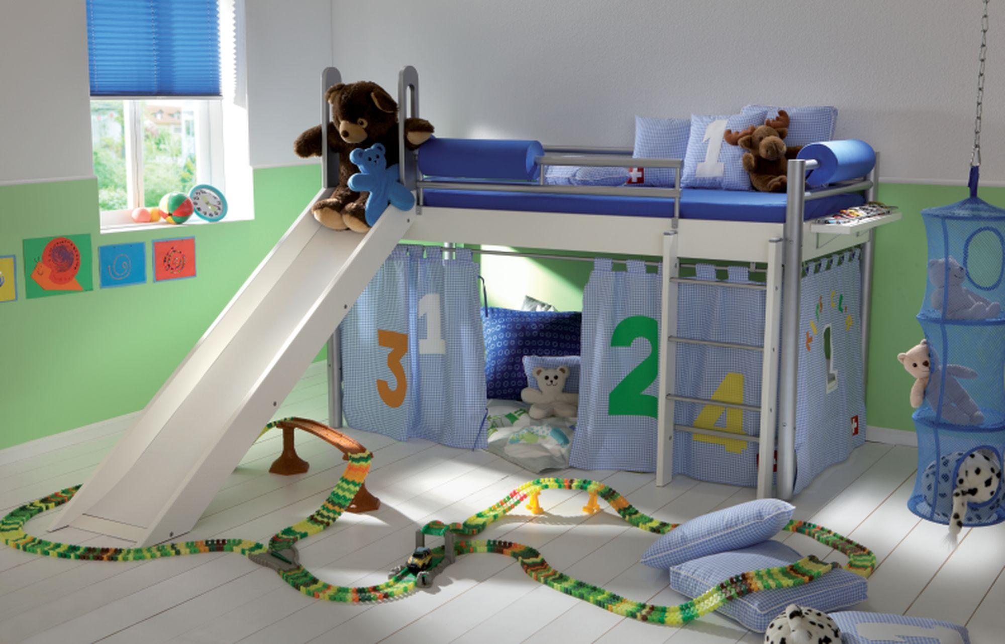 Кровать для детей 7 лет фото