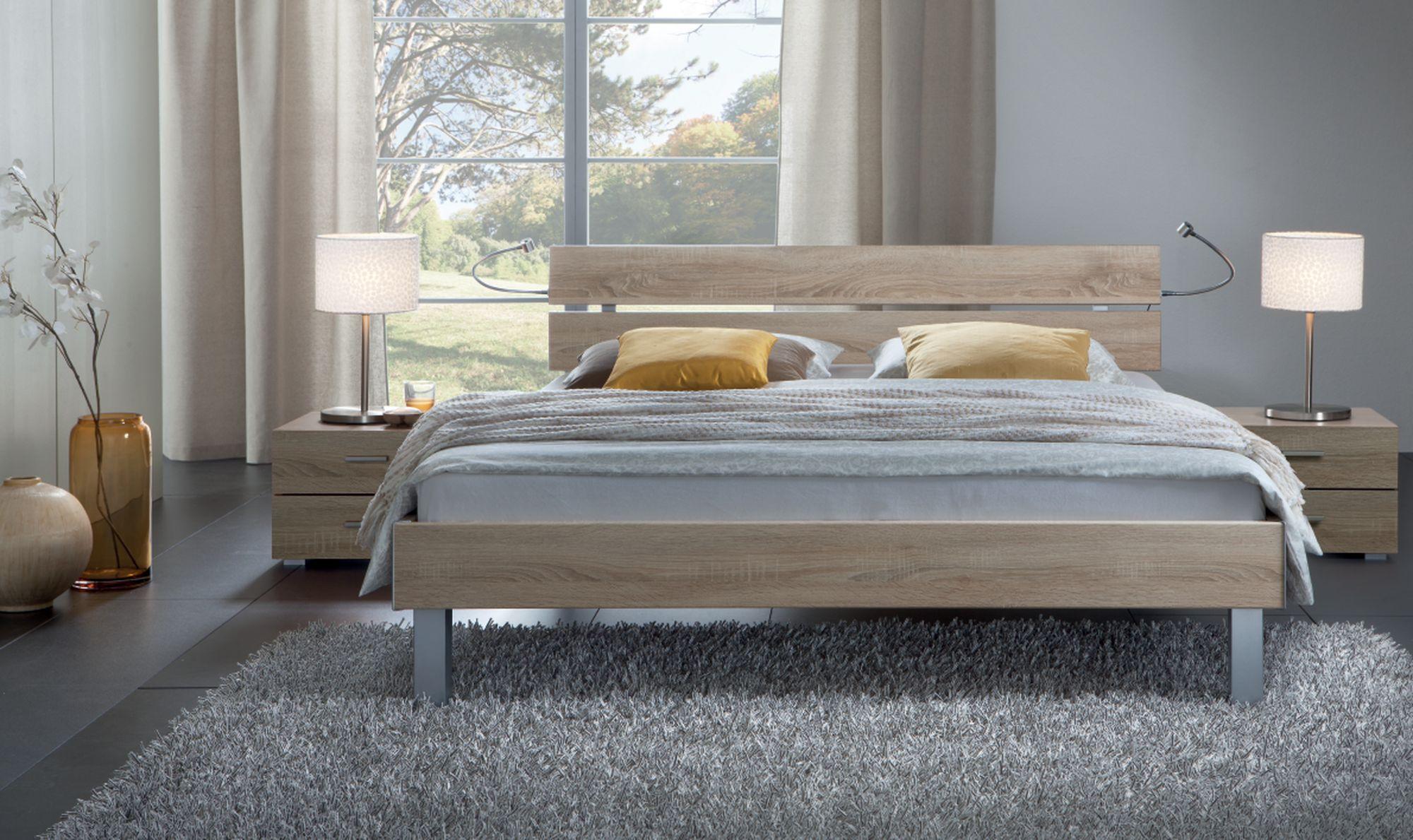 moderne betten schlaffabrik. Black Bedroom Furniture Sets. Home Design Ideas