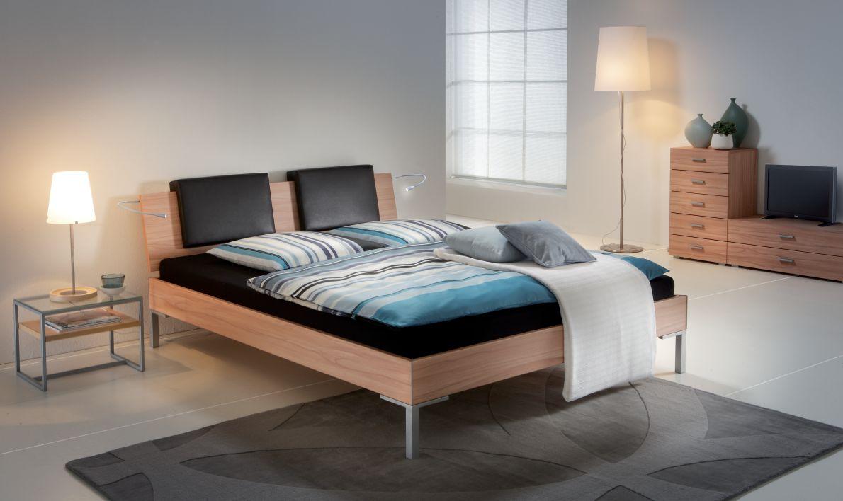 Moderne betten schlaffabrik for Moderne einzelbetten